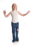 Seamless Base Layers - Sleeveless Vest - Skinnies Silk Child from